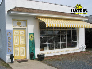 Commercial Grade Retractable Awning