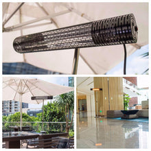 Load image into Gallery viewer, 2000W Outdoor Infrared Patio Heater