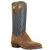 "14"" Upper With Diamond Stitching - Beck Handmade Cowboy Boots"