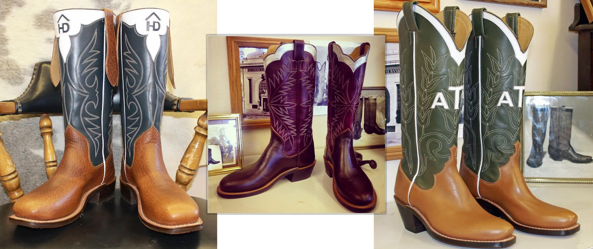 many fashionable special sales good out x Beck Cowboy Boots