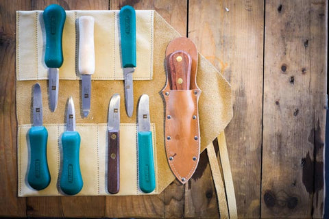 R. Murphy Shellfish Knives
