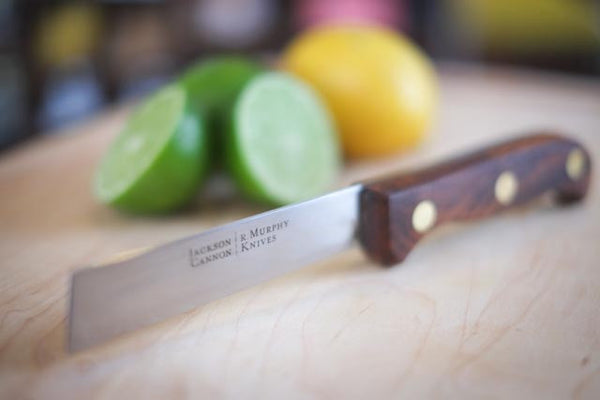 The Last Bar Knife - LITTLE CREEK OYSTER FARM & MARKET