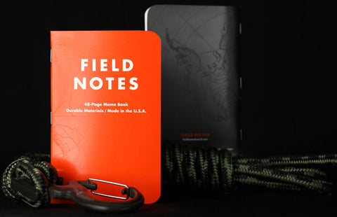 Waterproof Field Notes- Expedition Series