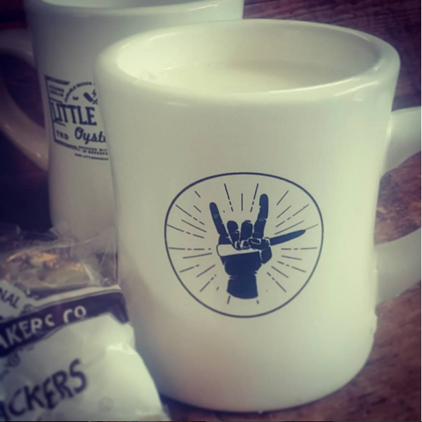 Little Creek Chowder Mug - LITTLE CREEK OYSTER FARM & MARKET