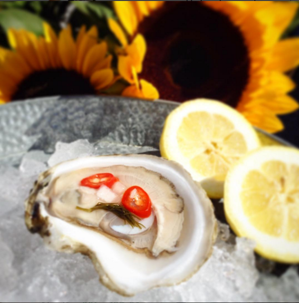 Oyster Platters - LITTLE CREEK OYSTER FARM & MARKET