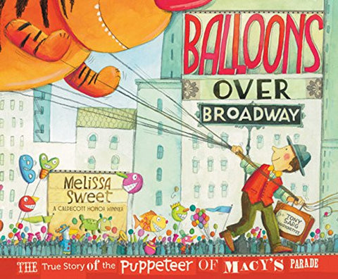 巨型氣球設計 Balloons over Broadway