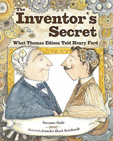 發明家的秘密 The Inventor's Secret
