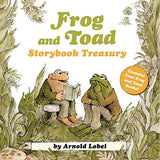 Frog and Toad Storybook Treasury  (共4 故事) 給開始練習獨立閱讀的小朋友