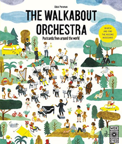 The Walkabout Orchestra, by Chloé Perarnau