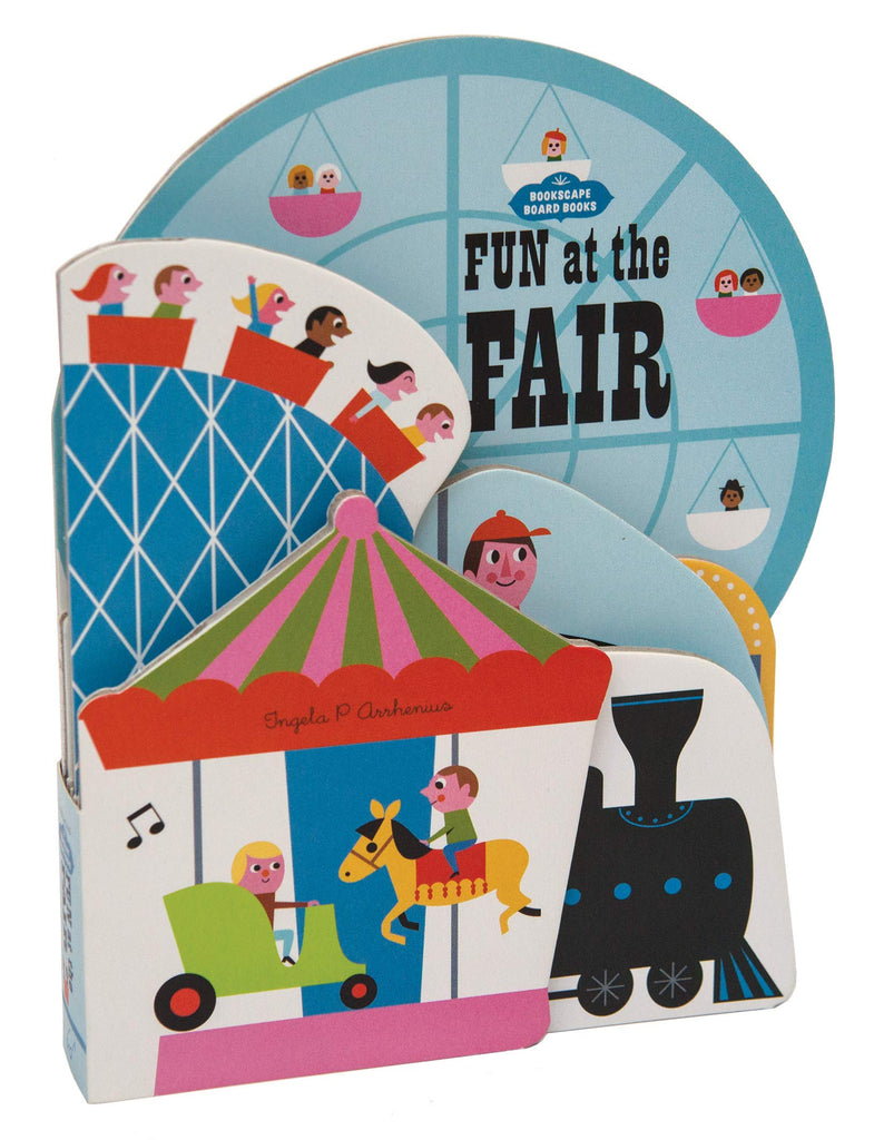 Fun at the Fair by Ingela P. Arrhenius