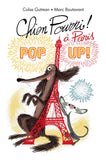【法文立體書】Chien Pourri a Paris- Livre pop-up