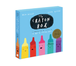 The Crayon Box, by Oilver Jeffers