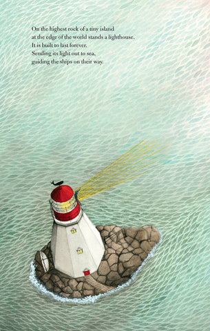 Hello Lighthouse, by Sophie Blackall