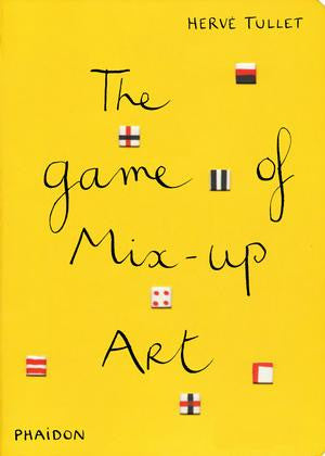 【Hervé Tullet Let's Play系列】THE GAME OF MIX-UP ART
