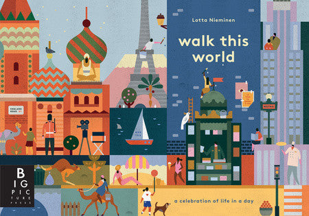 【旅行世界】Walk This World, by Jenny Broom