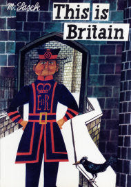 This is Britain, by M. Šašek