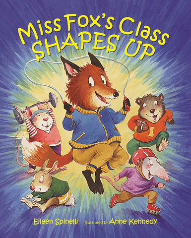 【團體生活】Miss Fox's Class Shape Up