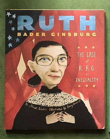 Ruth Bader Ginsburg: The Case of R.B.G. vs. Inequality *強力推薦優惠中