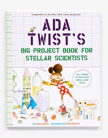 動手玩科學 Ada Twists Big Project Book for Stellar Scientists