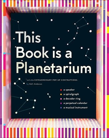 【STEAM繪本】This Book Is a Planetarium 科學立體書