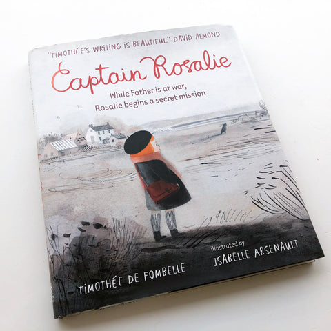 <美到讓你想收藏>  Captain Rosalie