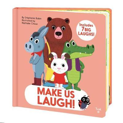 Make Us Laugh!: A Laugh-Out-Loud Sound Book