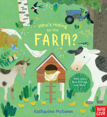 Who's Hiding on the Farm?