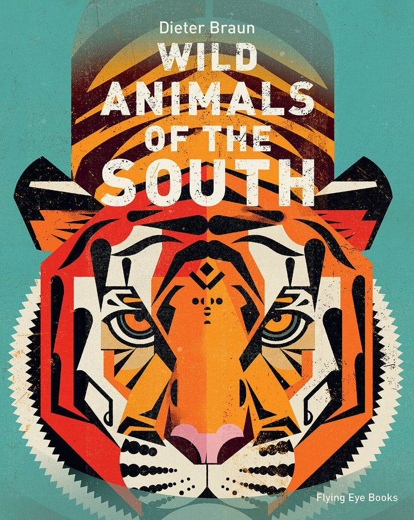 Wild Animals of the South, by Dieter Braun