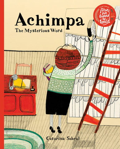 波隆那大獎得主創作 Achimpa: The Mysterious Word by Catarina Sobral