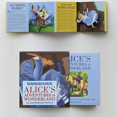 立體書 Alice's Adventures in Wonderland