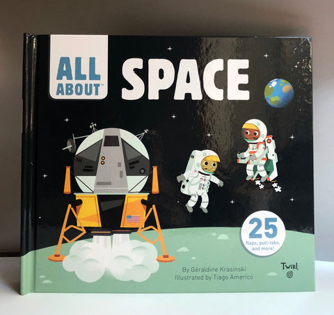 【STEAM繪本】ALL ABOUT... SPACE