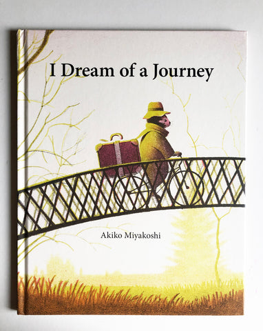 <美到讓你想收藏>  A Dream of a Journey, by Akiko Miyakoshi