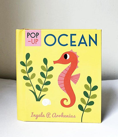立體書 POP-UP OCEAN by Ingela P. Arrhenius
