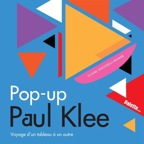 Paul Klee Pop-up