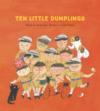 【台裔繪本】Ten Little Dumplings