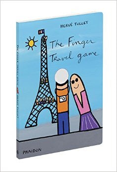 【Herve Tullet系列】The Finger Travel Game
