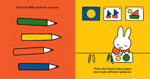 【現代藝術初體驗】 Miffy the Artist Lift-the-Flap Book