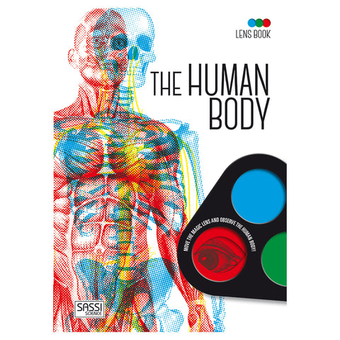 【STEAM繪本】Lens Book: The Human Body
