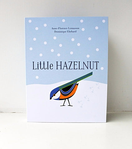 <美到讓你想收藏>立體書Little Hazelnut
