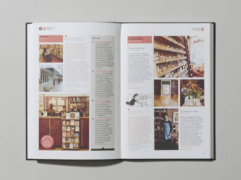 THE MONOCLE TRAVEL GUIDE,  NEW YORK