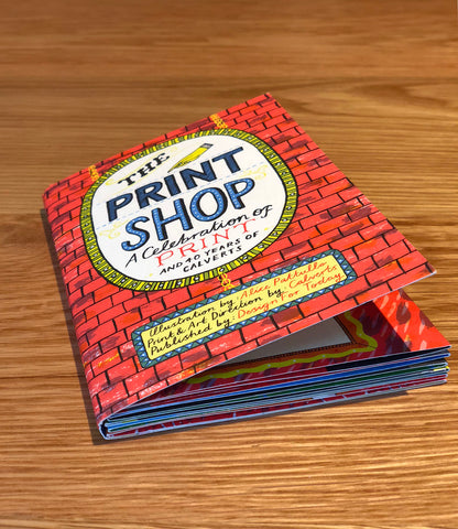 【STEAM】Print Shop by Alice Pattullo