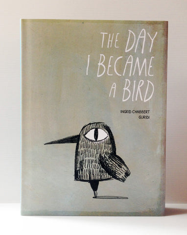 <美到讓你想收藏的繪本> The Day I Became a Bird, by Ingrid Chabbert
