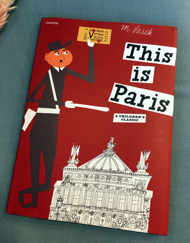 This is Paris, by M. Šašek