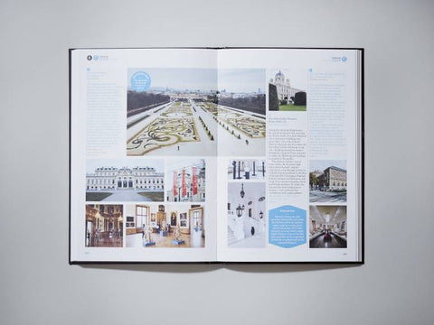 THE MONOCLE TRAVEL GUIDE,  VIENNA