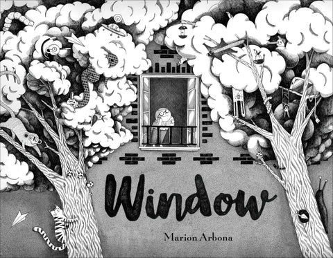 Window, by Marion Arbona