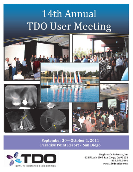 TDO Meeting 2011 Streaming Videos