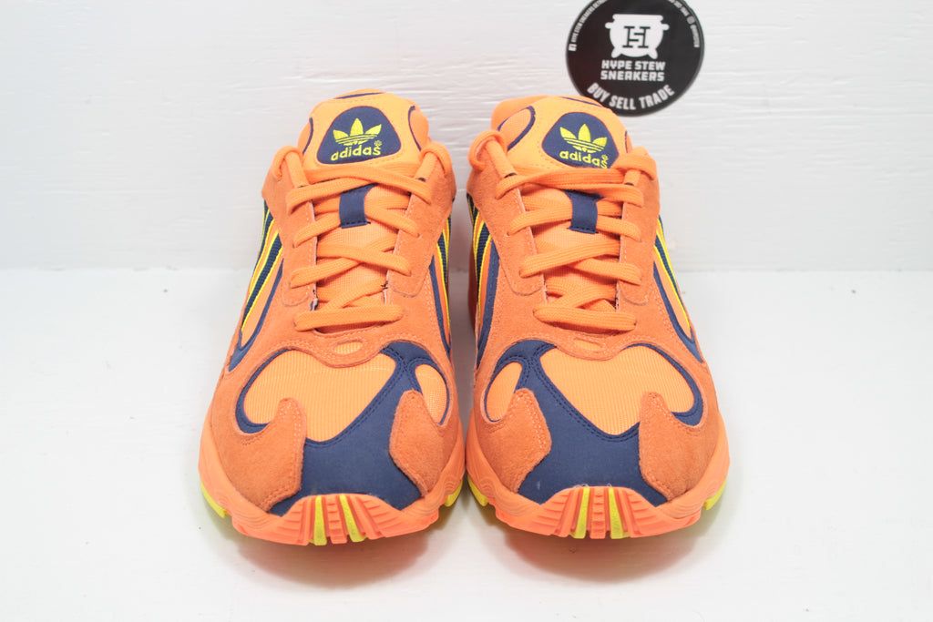 Adidas Yung-1 Hi-Res Orange - Hype Stew Sneakers Detroit