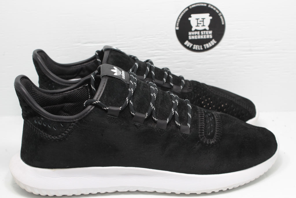 Adidas Tubular Shadow 'Core Black' - Hype Stew Sneakers Detroit