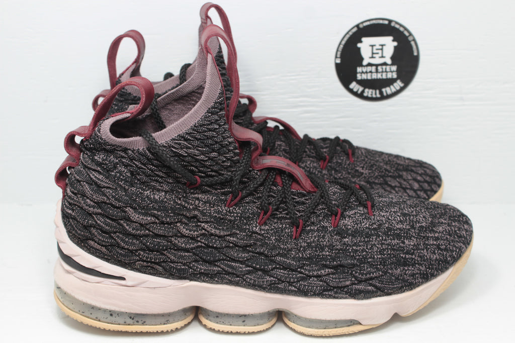 Nike LeBron 15 Pride of Ohio - Hype Stew Sneakers Detroit