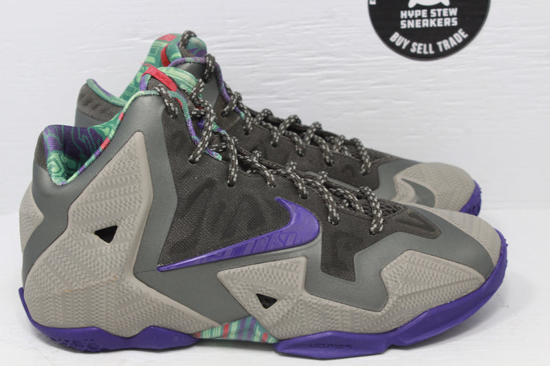 Nike LeBron 11 Terracotta Warrior (GS) - Hype Stew Sneakers Detroit